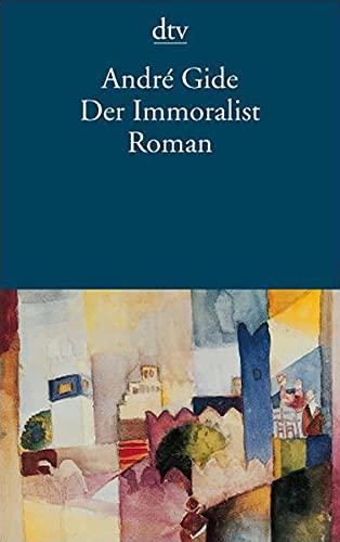 9783423123457: Der Immoralist