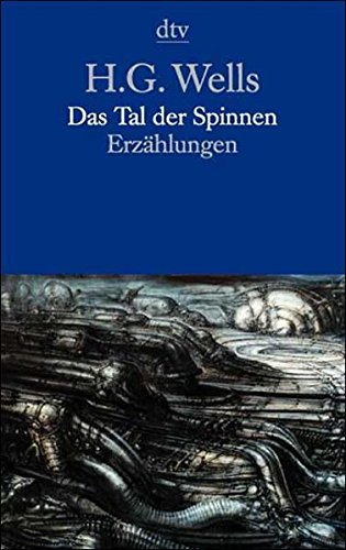 9783423123464: Das Tal der Spinnen: Erzählungen