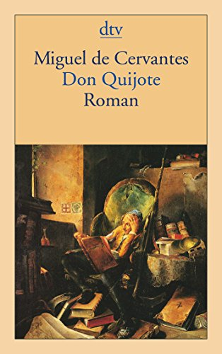9783423123518: Don Quijote. Roman.