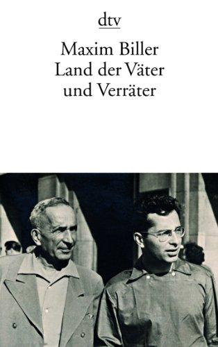 9783423123563: Land der Väter und Verräter.