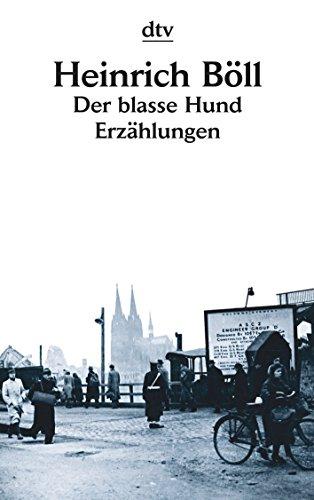 9783423123679: Der blasse Hund: Erzählungen