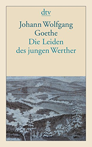 9783423124010: Die Leiden DES Jungen Werther