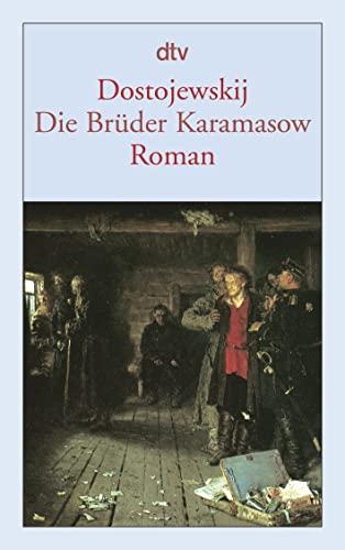 9783423124102: Die Bruder Karamasov (German Edition)