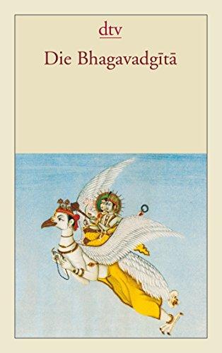 Die Bhagavadgita. Des Erhabenen Gesang. Aus dem Sanskrit übersetzt und herausgegeben von Klaus Mylius. - Mylius, Klaus (Herausgeber)