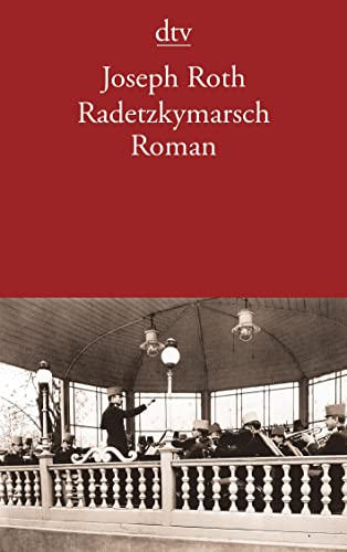 9783423124775: Radetzkymarsch Roman (German Edition)