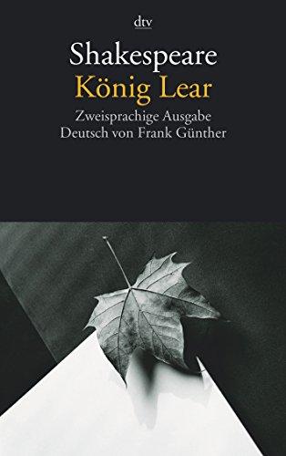 9783423124898: K�nig Lear