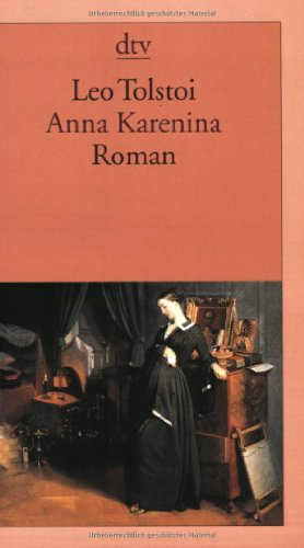 9783423124942: Anna Karenina.