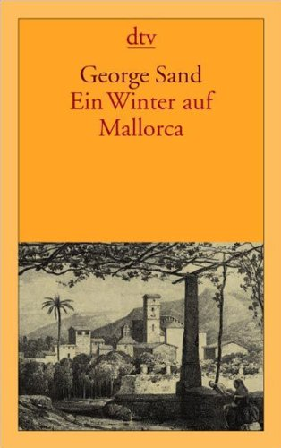 9783423124973: Ein Winter auf Mallorca