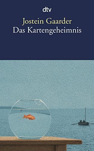 9783423125000: Das Kartengesheimnis (English and German Edition)