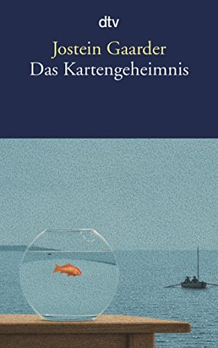 Das Kartengesheimnis (English and German Edition) (9783423125000) by Jostein Gaarder