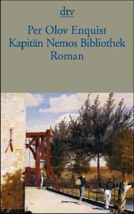Kapitän Nemos Bibliothek: Roman: Enquist, Per Olov