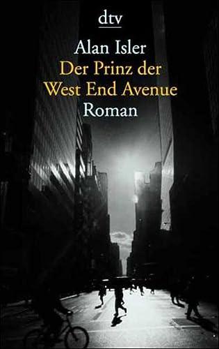 9783423125239: Der Prinz Der West End Avenue