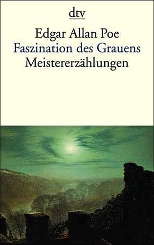 9783423125420: Faszination des Grauens. 11 Meistererzählungen.