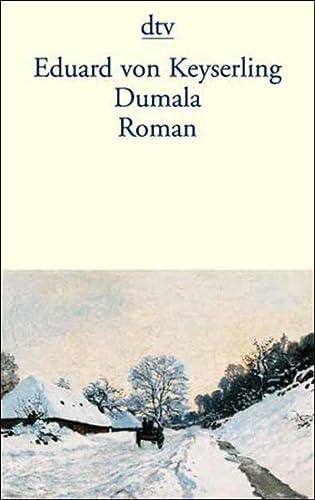 9783423126014: Dumala.