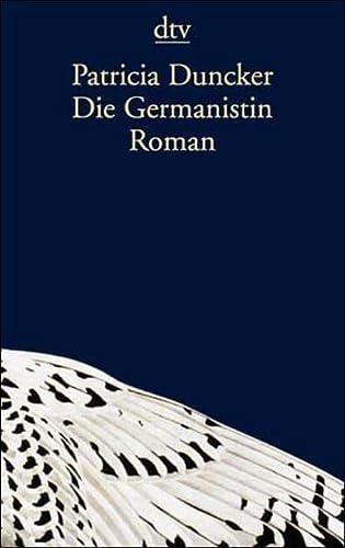9783423126205: Die Germanistin.
