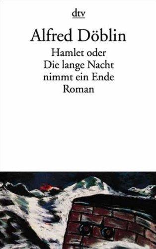 9783423127370: Hamlet oder Die lange Nacht nimmt ein Ende