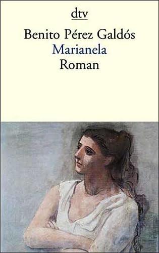 9783423127981: Marianela (German Edition)