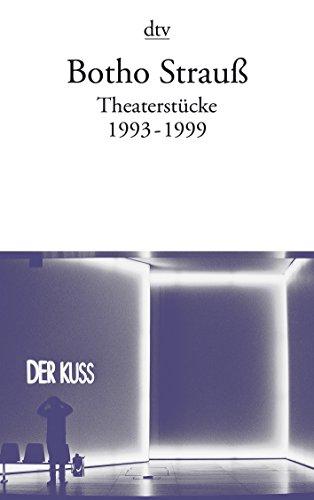 9783423128537: Theaterstücke 3. 1993 - 1999: 1993 - 1999