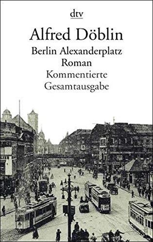 9783423128681: Berlin Alexanderplatz.