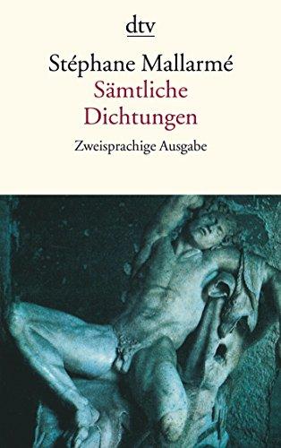 9783423128780: Sämtliche Dichtungen. Mit einer Auswahl poetologischer Schriften.