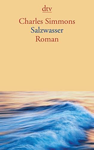 9783423129008: Salzwasser.