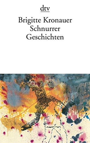 9783423129763: Schnurrer. Geschichten.