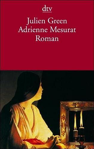 9783423130035: Adrienne Mesurat.