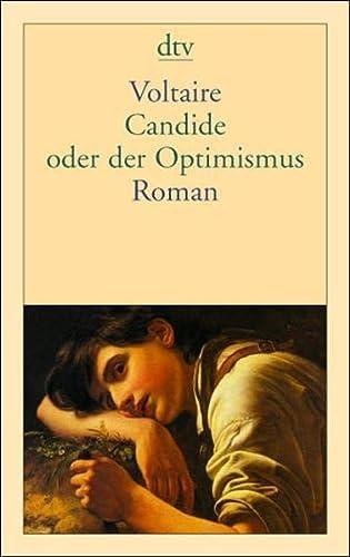 9783423130097: Candide oder der Optimismus