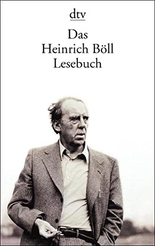 9783423130165: Das Heinrich Böll Lesebuch.