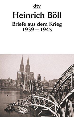 9783423131261: Briefe aus dem Krieg 1939-1945. 2 Bände