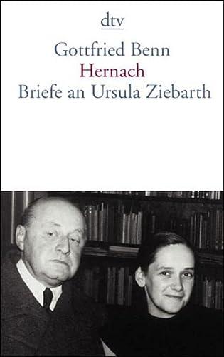 Hernach.: Benn, Gottfried