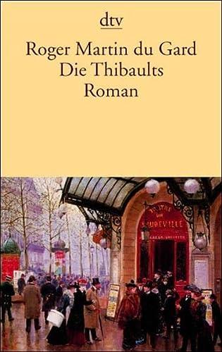 9783423131551: Die Thibaults: Die Geschichte einer Familie
