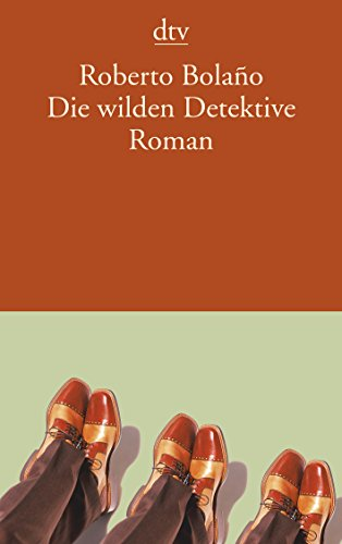 9783423131827: Die wilden Detektive