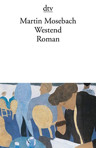 9783423132404: Westend (German Edition)