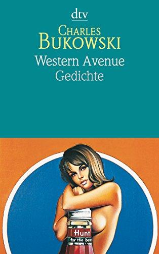 9783423132688: Western Avenue: Gedichte 1955-1977