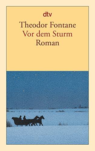 9783423132770: Vor dem Sturm: Roman aus dem Winter 1812 auf 13
