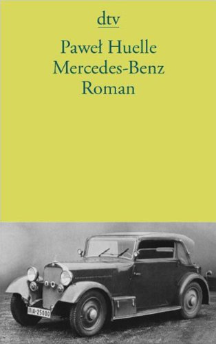 9783423133029: Mercedes-Benz: Aus den Briefen an Hrabal