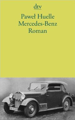 9783423133029: Mercedes-Benz: Aus den Briefen an Hrabal