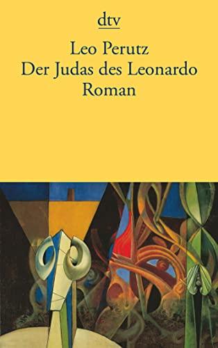 9783423133043: Der Judas des Leonardo