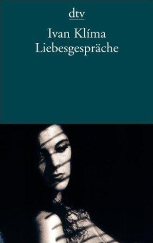 Liebesgespräche (342313352X) by Klima, Ivan