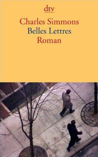 Belles Lettres: Charles Simmons
