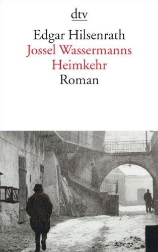 9783423133685: Jossel Wassermanns Heimkehr: Roman