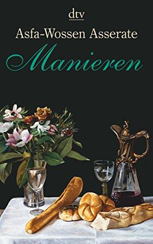 9783423133876: Manieren (dtv Literatur)