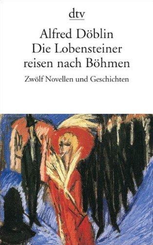 9783423134835: Die Lobensteiner reisen nach Böhmen