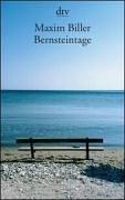 9783423134910: Bernsteintage: Sechs neue Geschichten