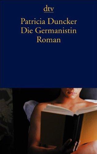 9783423135023: Die Germanistin (German Edition)