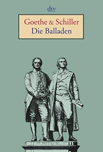 9783423135122: Die Balladen