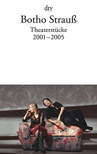 9783423135177: Theaterstücke 4. 2001-2005: 2001 - 2005