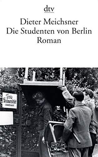 9783423135559: Die Studenten Von Berlin