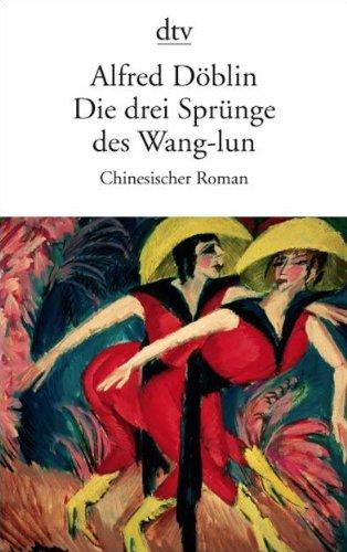 9783423135702: Die drei Sprünge des Wang-lun
